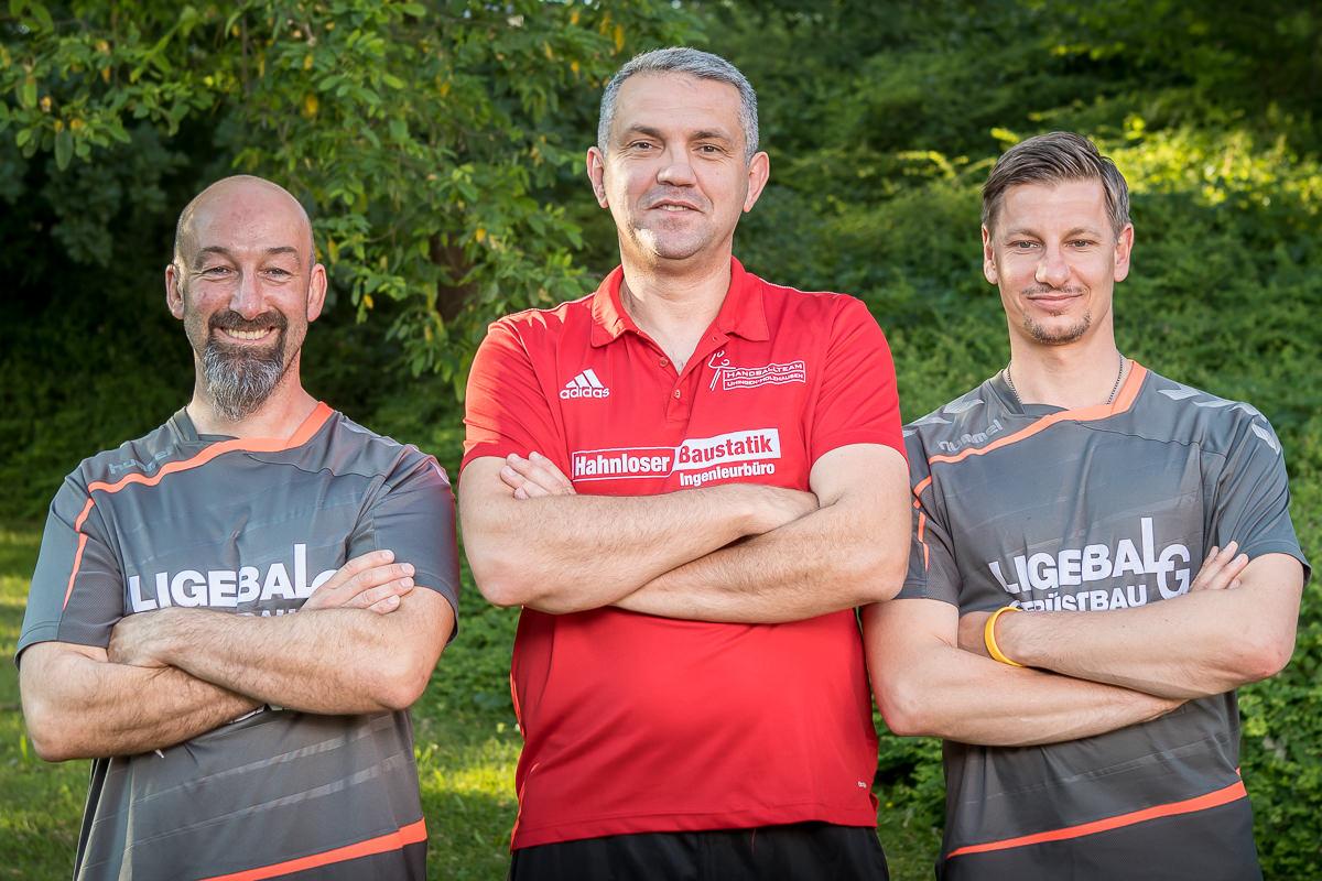 Das Trainerteam