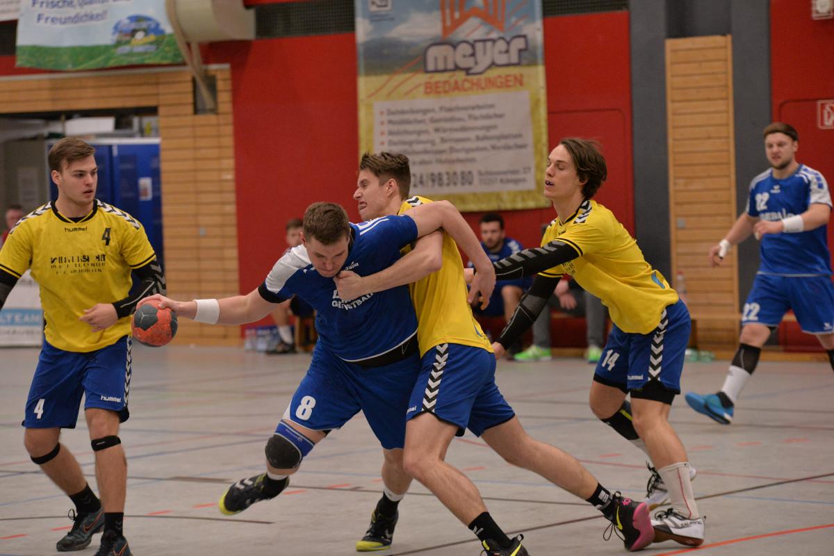 Kuchen gingen handball manner